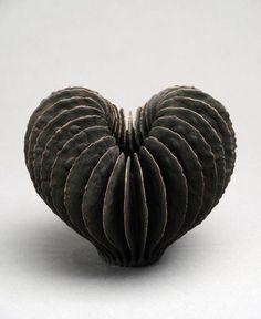 Ursula Morley-Price - Brown Empty Heart, 2011