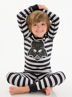 New Star Wars pajama collection for kids at Hanna Andersson. They're terrific!