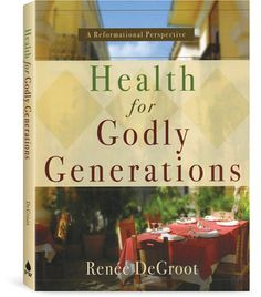 A breath of fresh air!  *happy sigh*  Finally a biblical perspective on healthy eating to the glory of God!!!  Highly recommended! :)