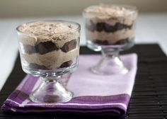 Chocolate Dream Trifle