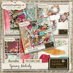Spring Melody | Bundle
