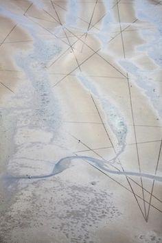 beaches, artists, drawings, sand art, les plage, glasses, plages, earth, plage en
