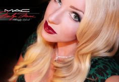 MAC Cosmetics Marilyn Monroe Collection Deeply Adored Lipstick