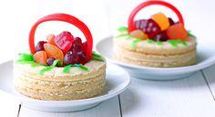 Easy Easter Basket Cookies