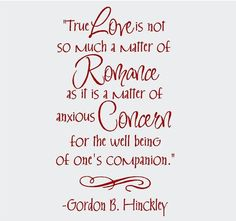 :) I love President Hinckley!