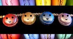 Christmas Craft 3 : Kawaii Macarons How To Tutorial -