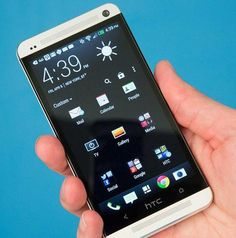 iPhone are not the only phones! The HTC One is a fantastic smartphone. Click to read our full review.