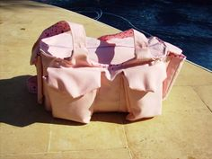 Cargo-style diaper bag. cargo pocket, purs, pocket diaper, diaper bags, bag pattern, wallet