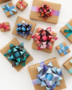 #DIY Gift Wrapping