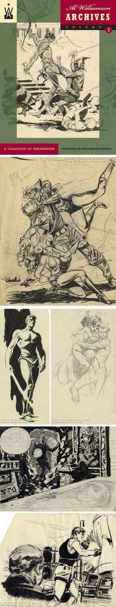 Al Williamson Archives: Volume 2