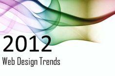 Top 15 Web Design Trends of 2012