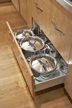 new houses, kitchen storage, dream, storage organization, cabinet doors, drawers, drawer storag, storage ideas, home offices