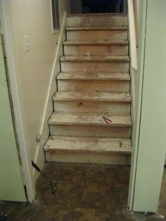 Removing carpet from stairs - Home Depot forum
