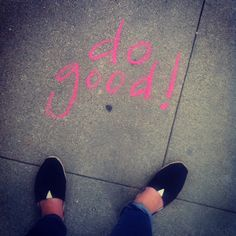 do good by joy the baker, via Flickr