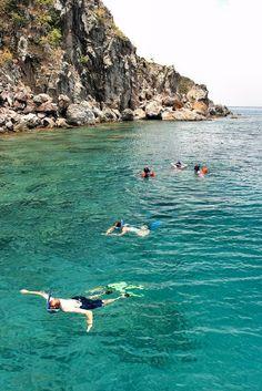Snorkeling in St. Kitts