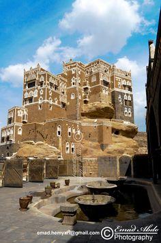 Dar Al-Hajar Palace - Wadi Dhahr - Sanaa