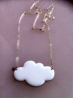 collier nuage