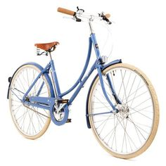Pashley Poppy (Pastel Blue)