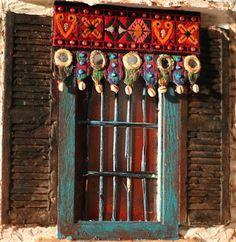 The Dollhouse Diaries: My Maharaja's Palace: Day 154- Selecting Banjara Tapestry