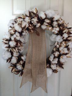 boll wreath