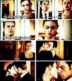 The originals new Episode 1x20 I love Elijah and Hayley as a couple because Klaus belongs to Carline. #Klaroline