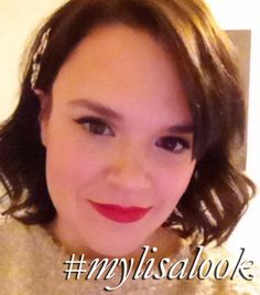 Kady inspired by my makeup tutorials http://www.lisaeldridge.com/video #MyLisaLook #Makeup #Beauty