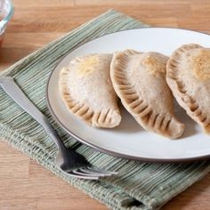 Homemade Potato and Cheese Pierogies. A delicious vegan and gluten-free take on the traditional Polish dumpling.