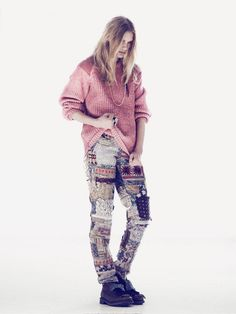 cool patchwork