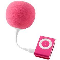 arango - balloon speaker - pink