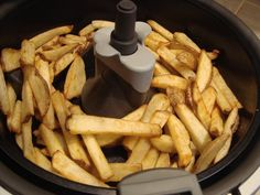 Basic fry recipe for the actifry