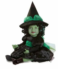 Wicked Witch -Wizard Of Oz Girl Charisma Adora 2010 Doll 20895 « Game Searches