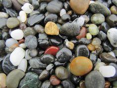 Patrick's Point State Park, CA Agate Beach