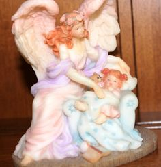 Seraphim Classics Angels to Watch Over Me  on etsy