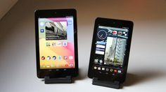 The Dell Venue 7 and 8 stand out thanks to their stable performance, pure version of Android 4.4 KitKat, and affordable pricing. Particularly, The Dell Venue 7 is one of the best small tablet bargains.