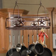 pot rack more kitchens chocolates trifles pot racks decor ideas