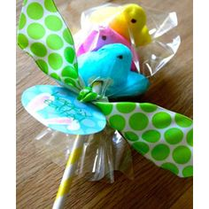 Peeps Party Favor From @SimplyParty  #Easter #Desserts #Sweet #treats #Peeps