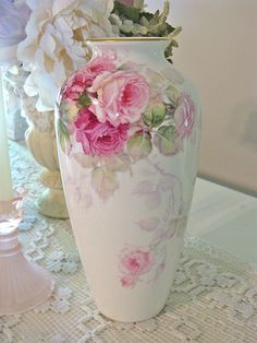 Antique Vase by kimberlyannryan, via Flickr