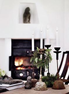 Swedish Christmas style