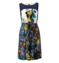 Blue Amelia Dress - might have to have this for the name alone!