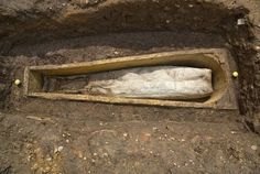 SLIDESHOW:  Medieval Coffin at King Richard III Site Holds … Another Coffin  King Richard III's rediscovered resting place is turning out more mysteries this summer. Excavators finally lifted the heavy lid of a medieval stone coffin found at the site in Leicester, England, only to reveal another lead coffin inside.