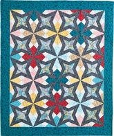 Stardust Memories Quilt Kit on sale: $95.99 http://www.quiltandsewshop.com/product/stardust-memories-quilt-kit/quilt-kits#