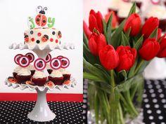 Ladybug 4th Birthday Party! | | Kara's Party IdeasKara's Party Ideas