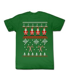 Loving this Kelly Green Christmas Tee - Toddler & Kids on #zulily! #zulilyfinds