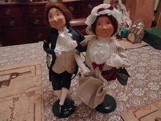 Mr and Mrs Fezziwig, dancing