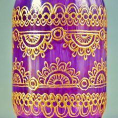 henna, moroccan lanterns diy, wedding ideas, moroccan mason jars, honeymoon destinations, painted mason jars, glass, mason jar candles, diy wedding