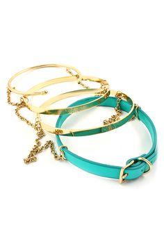 Stackable Bracelets <3