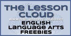 www.the-lesson-cloud.com ELA Freebies