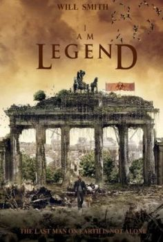 I Am Legend - My Favorite Zombie Survival Movie!!! =)