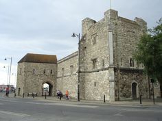God's House Tower, Southampton