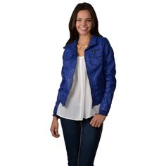 Brinley Co Women's Faux Leather Fur Lined Jacket - Listing price: $84.99 Now: $24.99  #BrinleyCo